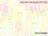 Quick Heal Total Security 2010 32-bit Serial [Quick Heal Total Security 2010 32-bitquick heal total security 2010 free download 32 bit]