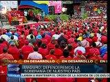 Llama Nicolás Maduro a defender la soberanía de Venezuela