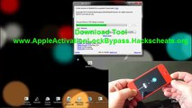 Unlock [ICLOUD] [iPhone 4,4s,5,5s,5c 6 and 6 plus] Software