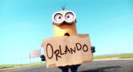 Minions Official Trailer 2