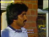 Crickets GREATEST FIGHT- RARE FULL FOOTAGE- Javed Miandad vs Dennis Lillee (Low)