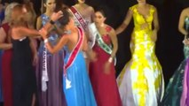 Violent girl fight during Beauty Pageant In Brazil : winner VS runner up!