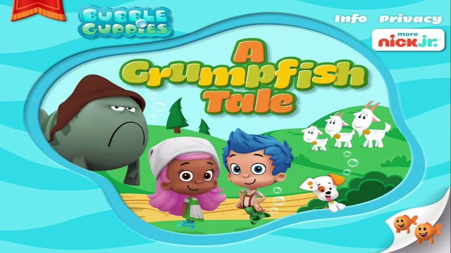 [HQ] Nick Jr. _ Bubble Guppies - Grumpfish Tale _ Tickety Toc - Bubble Time