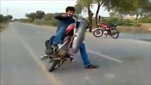 one whelling in pakistan