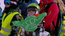 Burton European Open 2015: Halfpipe Highlights