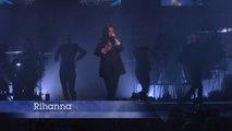 Rihanna, Snoop Dogg and Imagine Dragons Bring It At Superbowl Event