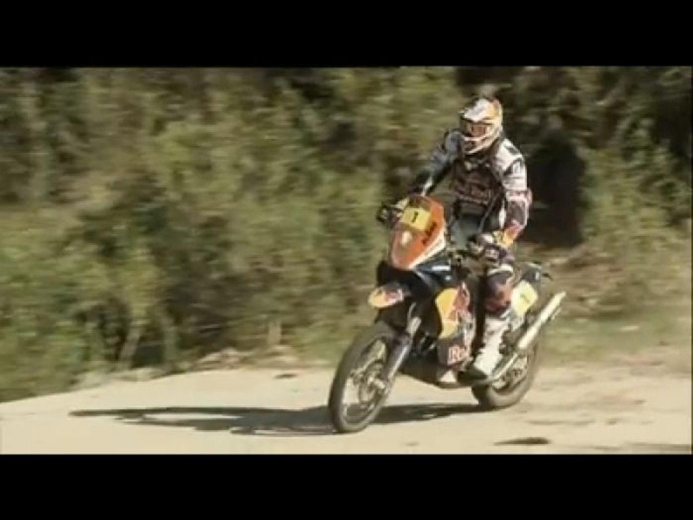 Dakar 2013 : Boss et bosses