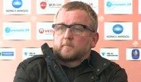 VAFC - Legrand : «J'ai pas dit qu'on avait fini»