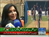 What present will Meera give to the Pakistan Cricket Team if they win World Cup