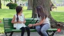 Elle est choquée en voyant une fillette enceinte, mais elle l'est encore plus en voyant le père!