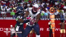 Super Bowl : Madden NFL 15 avait vu juste, la vidéo