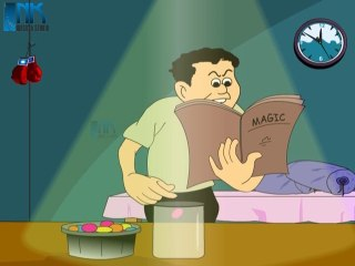 Magic | Bengali Cartoon Series | Nonte Fonte | Comedy Animation