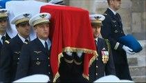 Les militaires victimes du crash en Espagne honorés aux Invalides