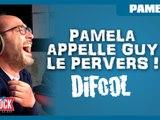Pamela appelle Guy le pervers ! La Radio Libre de Difool