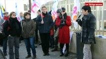 Morbihan. 80 enseignants manifestent à Vannes