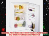 Brand New. Philco Refrigerator Under-counter A-rated 102 Litre 27kg W494xD494xH839mm Ref PHUC49L/H