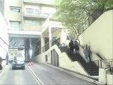 Velo-escalier-route