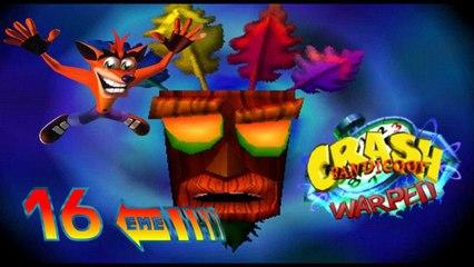 Crash bandicoot 3 - 16ème plus grand jeu de tous les temps