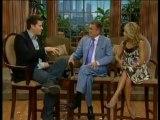 Boreanaz Regis Kelly February 2007