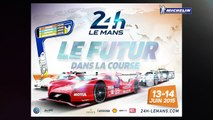 Press Conference - 24 Heures du Mans 2015 (REPLAY)
