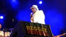 live errol dunkley garance reggae festival 2014