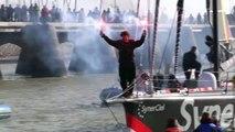 Voile - Vendée Globe : Le Cam, «c'est ouf !»