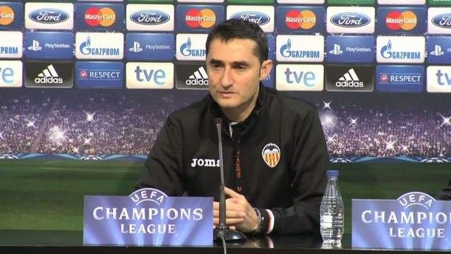 Foot - Ligue des Champions - Valence : Valverde craint le PSG