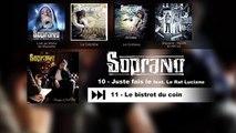 SOPRANO - JUSTE FAIS LE FEAT.  LE RAT LUCIANO (OFFICIAL AUDIO)