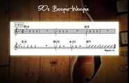 50s Boogie Woogie (Blues) Jam Track In Various Keys - Guitar Backing Track