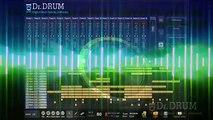 Make hip hop beats with Dr Drum - No1 beat maker software