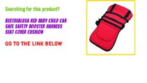 BestDealUSA Red Baby Child Car Safe Safety Booster Harness Seat Cover Cushion
