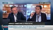 Brunet & Neumann : Nicolas Sarkozy tient-il encore les rênes de l'UMP? – 04/02