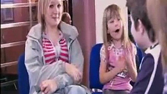 "☆""Britains Got Talent or Americas Got Talent ♥ Connie Talbot WOWs Simon Cowell !"""