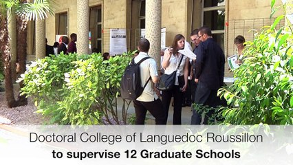 Your research career may start in Languedoc-Roussillon