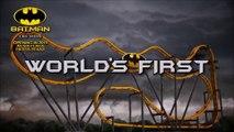 la montagne russe la plus effrayante du monde ! - Roller Coaster Trip