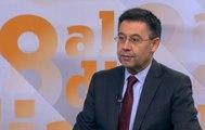 """Josep Maria Bartomeu: """"Hi ha un atac al Barça i ens hem de defensar"""""""