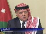 Le roi de Jordanie réagit au meurtre du pilote brûlé par l'EI