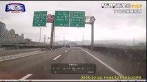 Taïwan : les images impressionnantes du crash du vol TransAsia