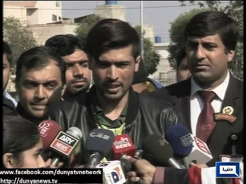 Fast bowler Muhammad Amir announces to play his first domestic match on March 9