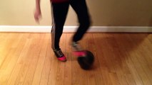 Continuous L-Turns | Advanced Soccer/Football Dribbling & Ball Control Skill