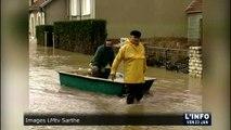 Innodation en Sarthe : retour en janvier 1995