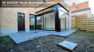 A vendre Huis Bornem 2880 170m²