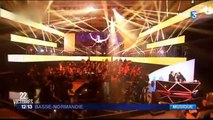 Reportage Victoires 2015 - Cyrille Dubois - FR3BN