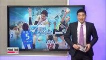 V-League: Hyundai E&C vs. GS Caltex, KEPCO vs. Woori Card