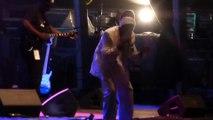 yaniss odua et artikal band (live) rototom 2014