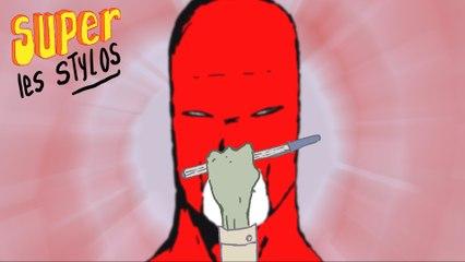 Je suis SUPER 2x16 - Les stylos