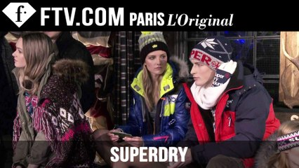 Superdry Kick-Off Party at LC: M | FashionTV