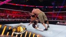 Damien Sandow vs. John Cena, MITB cash-in, WWF RAW, 28.10.2013
