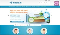 OpenDataSoft, les services innovants de l'open data