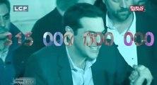 Europe Hebdo : Dette grecque : une ardoise ineffaçable ?